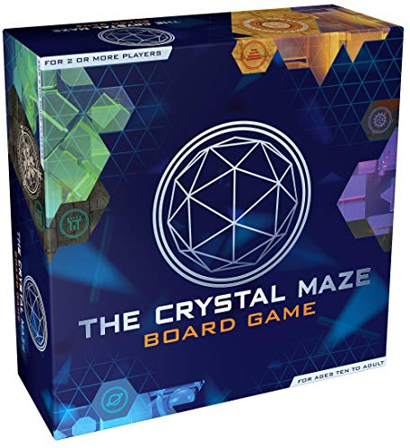 The Crystal Maze Board Game