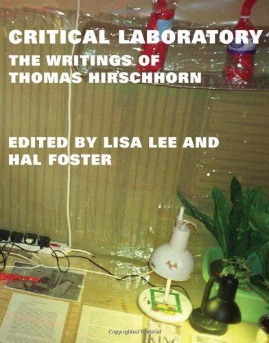 Critical Laboratory: The Writings of Thomas Hirschhorn (October Books) (English Edition) por Thomas Hirschhorn