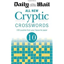 Daily Mail All New Cryptic Crosswords 10 (The Daily Mail Puzzle Books)