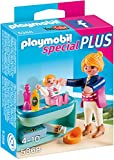 PLAYMOBIL 5368 - Mutter mit Baby-Wickeltisch