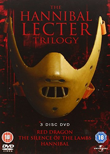 Hannibal Lecter Trilogy - Hannibal / Silence Of The Lambs / Red Dragon [DVD]