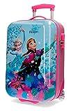 Disney Frozen 4190361 Equipaje infantil, Maleta de 50 Centímetros, 26 Litros,  Elsa, Anna -1Multicolor