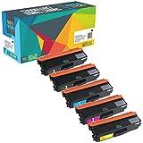 Do it Wiser ® 5 Kompatibel TN-326 Toner XL zu Brother HL L8250CDN L8350CDW | MFC L8650CDW L8850CDW | DCP L8400CDN L8450CDW