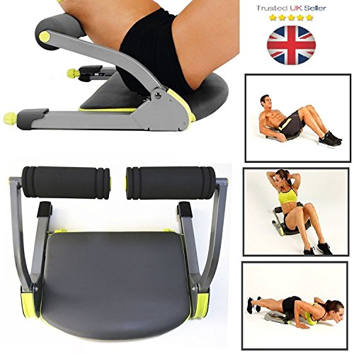 Front store Core Body Exercise System Smart Ab Workout Fitness Train Home Gym