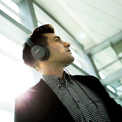 Bose QuietComfort 25 Acoustic Noise Cancelling headphones - Apple units, Black Image 6