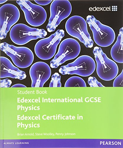 Edexel international GCSE physics student book. Per le Scuole superiori. Con espansione online (Edexcel International GCSE)