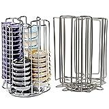 Spares2go 52° T-Discs Halter Ständer für Bosch Tassimo Kaffeemaschine Kapsel Hülsen (52 Pod Turm-Spender)