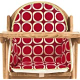 East Coast Highchair Insert Watermelon