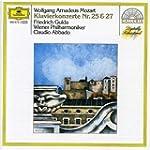 Mozart : Concertos pour piano Nos 25...