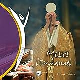 CD il est vivant Ordinaires de Messe - Messes de l´Emmanuel double CD