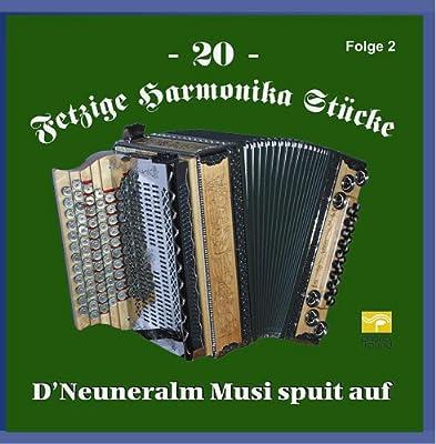 20 Fetzige Harmonika Stücke Folge 2