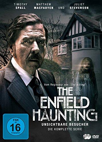The Enfield Haunting - Unsichtbare Besucher - Die Komplette Serie [2 DVDs]