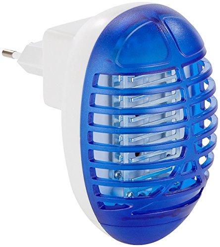 Exbuster Mückenstecker UV Licht: Kompakter UV-Insektenvernichter IV-230 für die Steckdose (Mückenvernichter Steckdose)