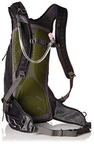 Osprey Herren Raptor 10 Backpack Schwarz