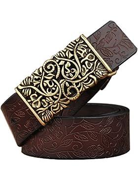 Cinturón De Retro/Correas De Cuero Salvaje Del/Versión Coreana,Moda,Decoración,Cinturón