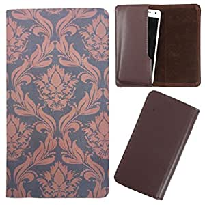 DooDa - For Huawei Ascend D2 PU Leather Designer Fashionable Fancy Case Cover Pouch With Smooth Inner Velvet
