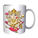 Meditación elefante regalo india 330 ml taza g315