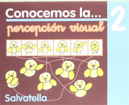 Conocemos percepción visual 2 (Conocemos p.visual) por Teresa Sabaté Rodié