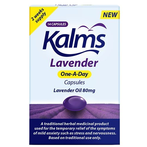 G R Lane Health Products Kalms Lavender One A Day THR – R 14tabs (Pack of 1)