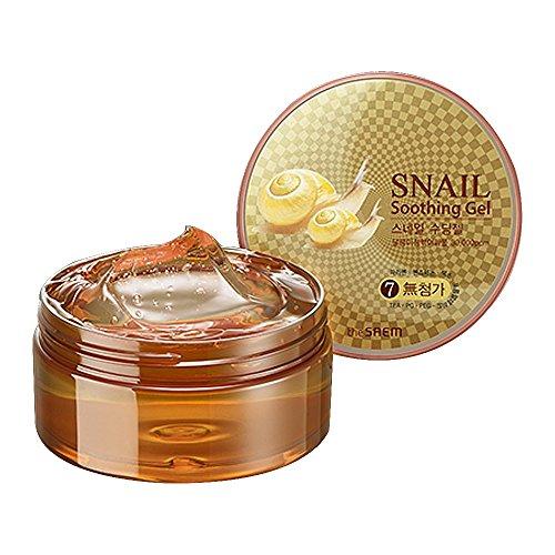 the-saem-lumaca-snail-soothing-gel-gel-viso-con-mucose-e-aloe-vera-gel-pelle-secca-e-gestresste-per-