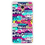 Hapdey Phone Case for [Meizu M5 Note] design [Creative