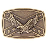 Zoylink Herren Gürtelschnalle Metall Gürtelschnalle Dekorative Hochfliegende Adler Einzigartige Neuheit Buckle