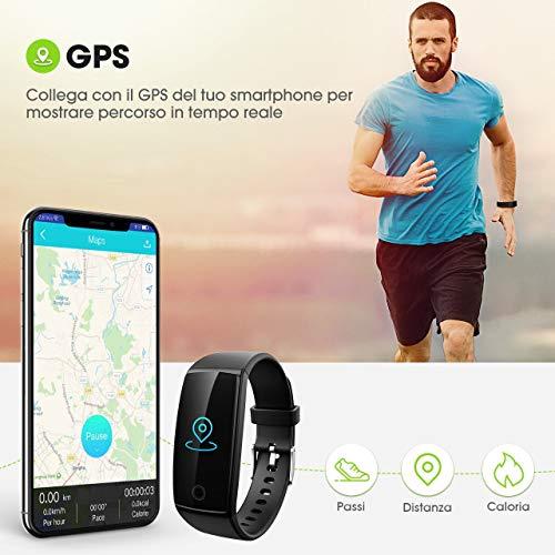 Zoom IMG-2 mpows smartwatch impermeabile orologio fitness