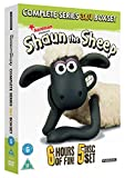 Shaun The Sheep - Series 3-4 Box Set [DVD]
