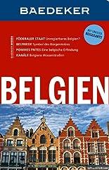 Baedeker Reiseführer Belgien: mit GROSSER REISEKARTE hier kaufen