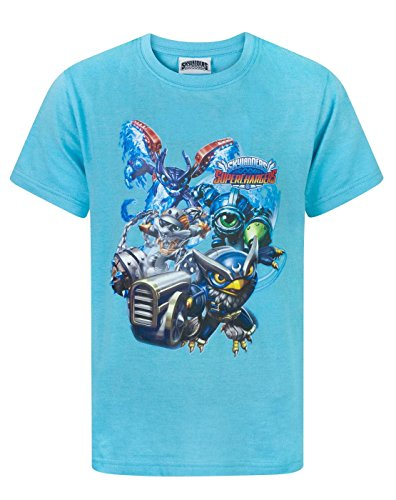 Jungen - Skylanders - Skylanders Superchargers - T-Shirt (13-14 Jahre)