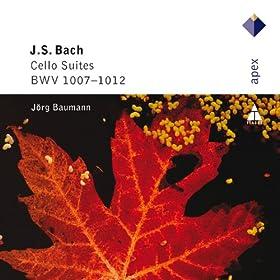 Cello Suite No.2 In D Minor BWV1008 : III Courante