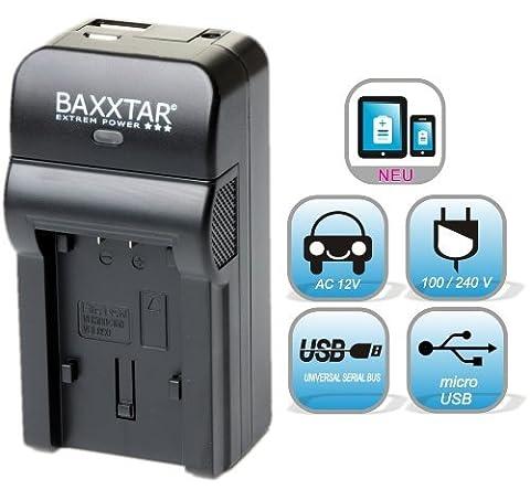 Für GoPro Hero3 und Hero3+ Bundlestar* Baxxtar RAZER 600 (70% mehr Leistung 100% mehr Flexibilität) Ladegerät 5 in 1 passend zu GoPro AHDBT-301 AHDBT-302 -- GoPro Hero3 Hero3+ Black, White & Silver Edition / Rollei Actioncam