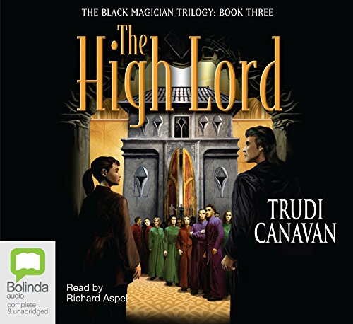 The High Lord (The Black Magician Trilogy (3))