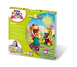 Staedtler 8034 04 LY Fimo kids form&play Set Fairy