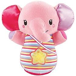 VTech- Elephanteau Dodo, 508655, Rose