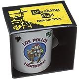 """Breaking Bad - Mug en Céramique """"Los Pollos Hermanos"""""""