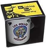 Pyramid International MG22468 Breaking Bad-Tazza 1 Pezzo in Ceramica Los Pollos Hermanos, Multicolore, Unica