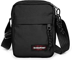 Idea Regalo - Eastpak The One, Borsa A Tracolla Unisex - Adulto, 2.5 L, 21 cm, Nero (Black)