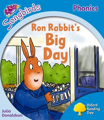 Ron Rabbit's Big Day