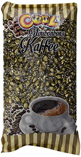 Cool Minibonbons Kaffee im  Beutel, 1er Pack (1 x 3 kg) Mini-bonbons