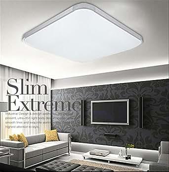 ghope deckenleuchte led deckenlampe design deckenleuchte badleuchte deckenleuchte raumleuchte. Black Bedroom Furniture Sets. Home Design Ideas