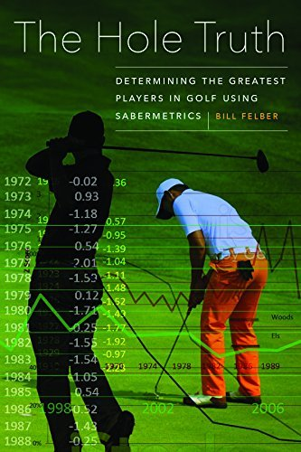 The Hole Truth: Determining the Greatest Players in Golf Using Sabermetrics (English Edition)