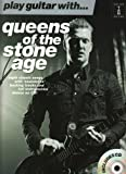 Play Guitar With... Queens Of the Stone Age (Book and CD) (Book, CD): Songbook, Grifftabelle, CD für Gitarre