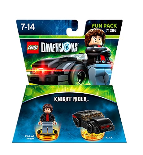 LEGO Dimensions - Fun Pack Knight Rider -