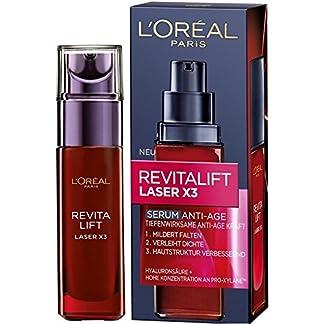 2x X3 L'Oréal Paris Revitalift Láser / Anti-Age Serum / cada 30 ml