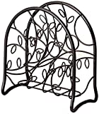 ATR Distributeurs d'essuie-Mains en Papier Métiers en métal-Vertical Porte-Serviettes en métal Commerce extérieur Décoration Personnalité Accueil Rétro Porte-Serviettes en Fer forgé - Ouvrier en...