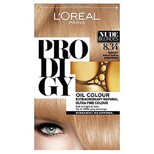 loreal-prodigy-834-sunset-natural-medium-golden-blonde-hair-dye
