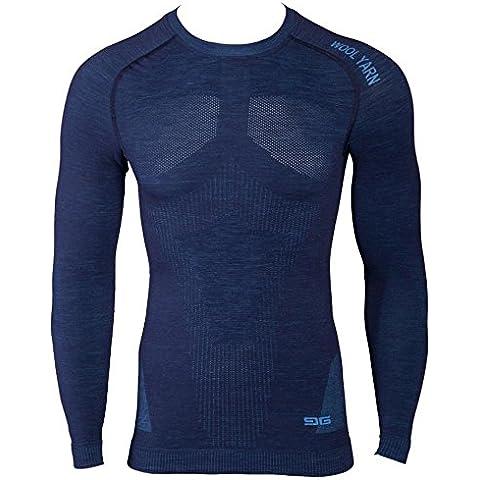 Gatta Camiseta Lana Thermoactive para Hombre