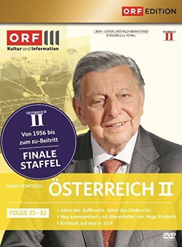 Folge 25-32 (ORF3 Edition) (4 DVDs)
