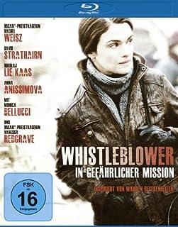 Whistleblower - In gefährlicher Mission [Blu-ray]